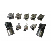 DQ250 DSG 02E Automatic Transmission 6speed Solenoids kit for Audi Skoda VW Seat Manufactures