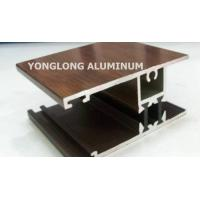 Acid Resistant Anodized Curtain Wall Aluminum Frame For Decoration Smooth Edges Manufactures