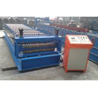 Automatic Corrugated Steel Sheets Roll Forming Machine Aluminum Sheet Manufactures