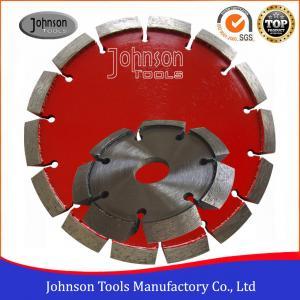 China 4'' - 9'' Diamond Mortar Rake Disc For Asphalt / Concrete / Bricks on sale