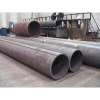 """SGS SONCAP 12"""" 16"""" ERW Steel Round Pipe JIS G3454 EN10219 For Structure Manufactures"""