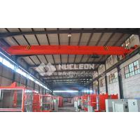 Nucleon single girder 5 ton 10 ton 20 ton overhead crane for workshop warehouse workstation Manufactures