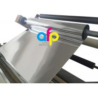 1 Inch Core Glossy Metalized Thermal Lamination Film BOPP / PET Material Manufactures