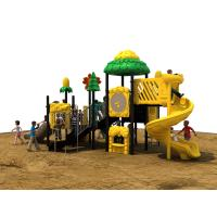 Outdoor Activity Sets For Kids , Plastic Outside Play Equipment Manufactures