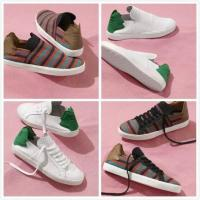 Leaves Design Shoes Box Pharrell Williams Adidas Originals Slip On Indian Casual Shoes Men & Women Sneakers Mesh Soft Manufactures