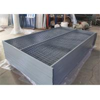 Canada/America PVC Coated Portable Fence Panels Manufactures