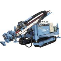 Crawler Mounted Anchor Drilling Rig / Ground Engineering Drilling Machine Manufactures