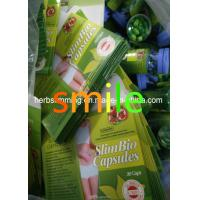 Slim Bio Capsule / Natural Herbal Weight Loss Pills Plant Extracts Manufactures