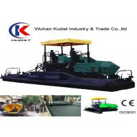 Aut Leveling Asphalt Layer Machine , 7.5m Width Concrete Asphalt Paving Machines Manufactures