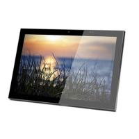 10 tablet with POE and inwall flush mount