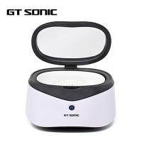 Home Use Compact Ultrasonic Cleaner , Ultrasonic Eyeglass Cleaner ABS Housing Manufactures