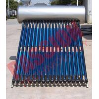 Silver CPC Heat Pipe Solar Water Heater for Bathing Manufactures