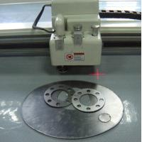 Graphite gasket sheet cutting head