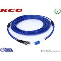 China Single Mode Fiber Optic Patch Cables on sale
