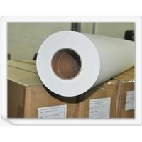 Sublimation Cold/Hot Peel Matt Heat Transfer Printable Release Paper For Adhesive Hot Melt Powder By Heat Transfer/Press for sale