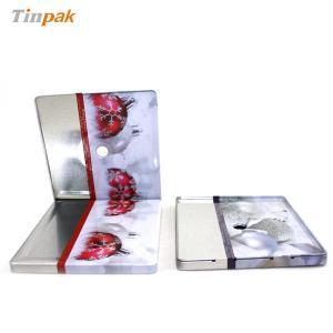 dongguan fashion cd dvd metal boxes Manufactures