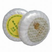 Buy cheap Pleat Wrapped Soap for Hotel Guests, Easy to Peel Packaging from wholesalers