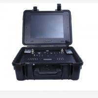 Military Suitcase Wifi COFDM Video Receiver UAV Ground Control Station Manufactures