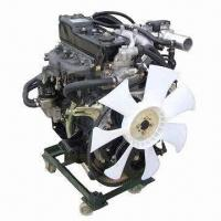 Auto Engine Assembly for Toyota 3RZ, with 2.693mL Displacement and ECU/Distributor Ignition Manufactures