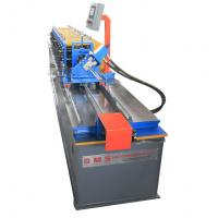 Full Automactic Metal Stud And Track Roll Forming Machine For C Shape U Shape Manufactures
