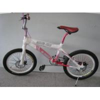 Hh-bmx01 Very Light White And Red Freestyle Bmx Bike With Red Saddle Manufactures