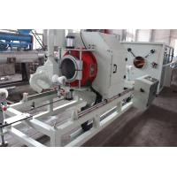 China PP PVC Plastic Automated Hdpe Pipe Making Machine 450kgs/h 600m2 on sale