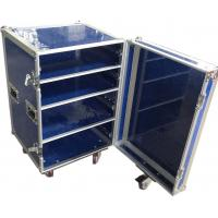 Storage Noctilucence Royal Rack Flight Case With Drawers Plastics / Steel Material Manufactures