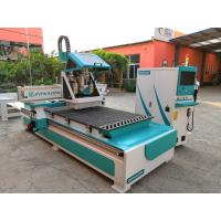 Delta Inverter Cnc Wood Carving Machine With 9kw HQD ATC Air Cooling Spindle Manufactures