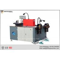 Busbar Processing Machine For Aluminum / Copper Punching Cutting Bending Manufactures