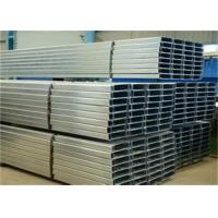 Beam Purlin C Beam C Channel Steel C180 180-75-20 , ISO9001 approvals Manufactures