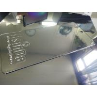 TGIC Electrostatic Powder Coating Paint Super Silver Mirror Chrome Effect Manufactures