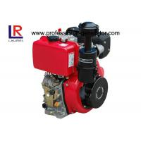 Strong Power Air Cooled 14HP Diesel Engine with Pressure Splashed Vertical 4 - stroke Manufactures