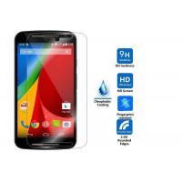 Asahi 2.5 D Tempered Glass Anti Fingerprint Screen Protector Shatterproof For Moto G Manufactures