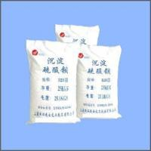 Precipitated Barium Sulfate Powder 1250 Manufactures