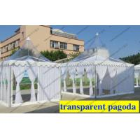 Re - Locatable Miniature High Peak Canopy Aluminum Frame With Optional Sidewalls Manufactures