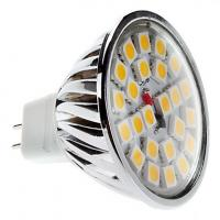 MR16(GU5.3) 3W 24x5050SMD Manufactures