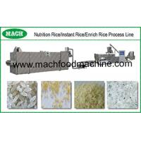 Nutrition rice/artificial rice machinery/snacks food processing line Manufactures