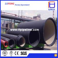 ISO2531 K9 4-48 DN100-DN1200 Ductile Iron Pipe Manufactures