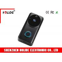 China H.264 Black White Wireless Doorbell Intercom Camera With Video Alarm Door Phone Motion Detection Night Version on sale