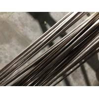 254 SMO Duplex Stainless Steel Pipe , UNS S31254 Seamless Welded Pipe Tube Manufactures