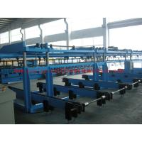 Custom Auto Stacking Machine / Sandwich Panel Machine for Stack Roof Wall Panels Manufactures