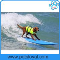 China Pet Product Supply Cheap High Quality Colorful Dog Life Jacket China Factory on sale