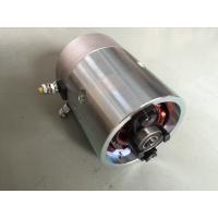 Quality White Zinc 1600W 12 Volt DC Motor for Hydraulic Power Pack Units for sale