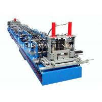 China 80-300 mm Automatic C&Z Purline Changeable Roll Forming Machine on sale
