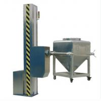 Stainless Steel Pharmaceutical Mixing Equipment Bin Lifter For Post Bin Blender HTD Series Manufactures