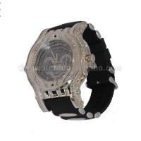 China Hip Hop Luxury Men Watch with Bling Bling Watch Face on sale