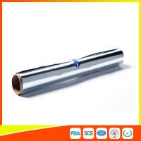 Household Aluminium Foil Roll For Food / Chocolate / Cheese / Butter Wrapping Manufactures