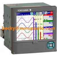 Yokogawa Panel Mounted Paperless Recorders Value Series FX1000 6 Channels Data Loggers Manufactures