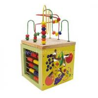 Wooden  Cube Toy Manufactures