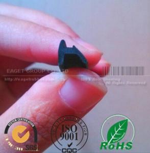 China garage door sponge rubber weather seal strip on sale